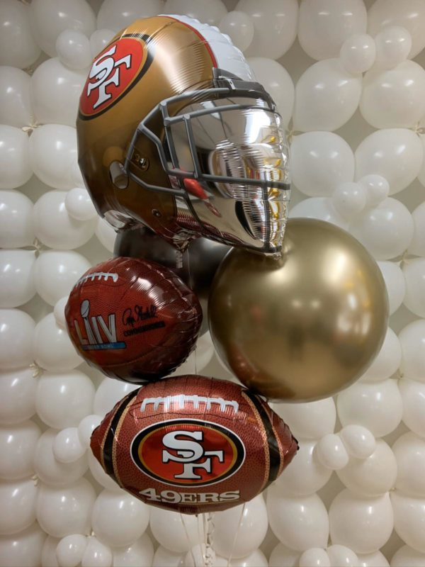 Decoloverballoons.com Bouquets and Decoration Party Events Tampa FL Super Bowl