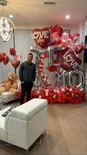 decoloverballoons.com Balloons Bouquet Love You tampa florida