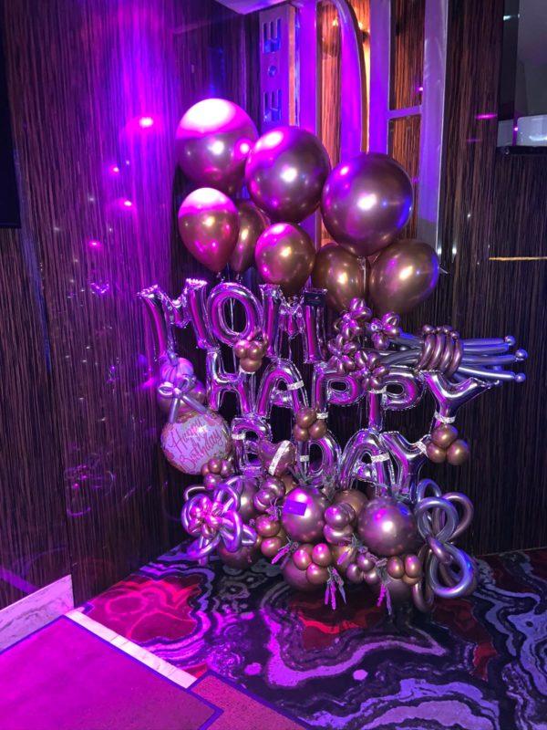 decoloverballoons.com balloons Bouquet birthday mom tampa florida